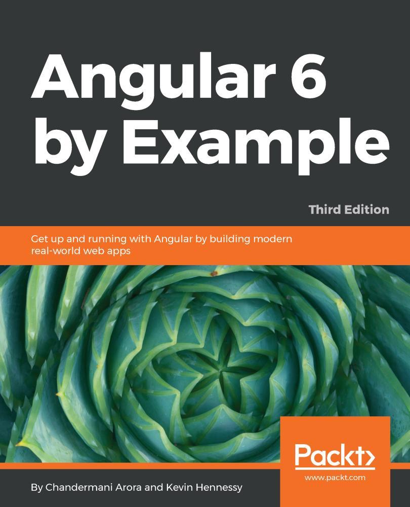 Angular 6 kroz primere - III izdanje
