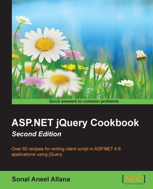 ASP.NET jQuery Cookbook - Second Edition
