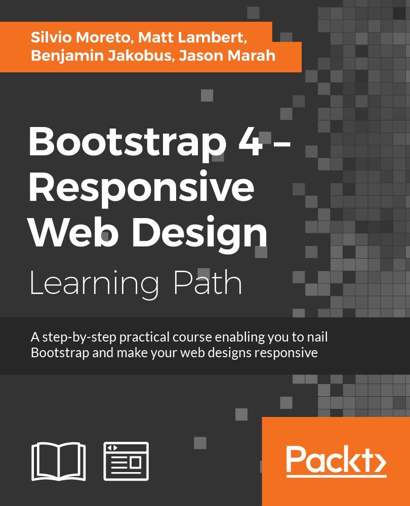 Bootstrap 4 - Responsive Web Design
