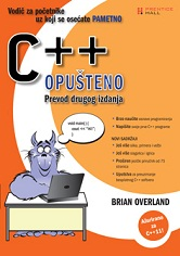 C++ opušteno, prevod drugog izdanja