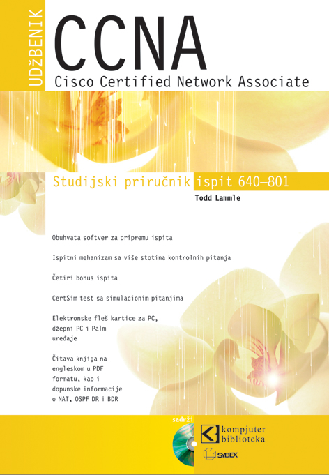 CCNA Cisco Certified Network Associate - Ispit 640-801