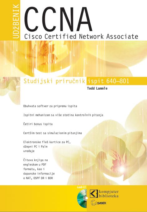 CCNA Cisco Certified Network Associate - Ispit 640-801