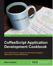 CoffeeScript Application Development Cookbook
