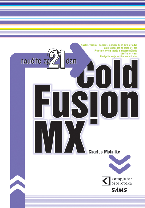 ColdFusion MX