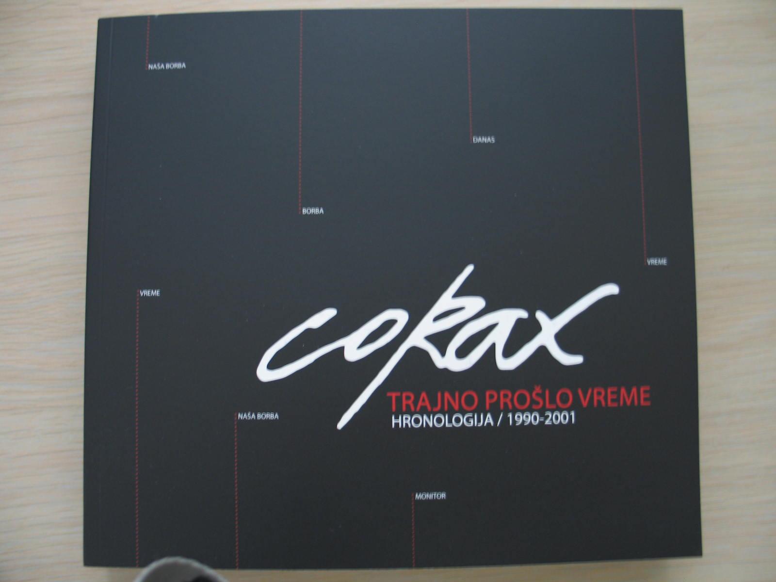 CORAX - Trajno prošlo vreme - hronologija 1990-2001