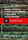Dizajn sistema urbanog mobilijara i vizuelnih komunikacija