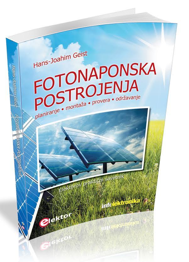Fotonaponska postrojenja -planiranje - montaža - provera - održavanje