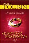 Gospodar prstenova 1-3  Tolkin Dž. R. R.