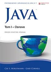 Java (SE 7) Tom I - Osnove, prevod devetog izdanja