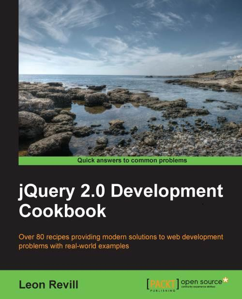 jQuery 2.0 Development Cookbook