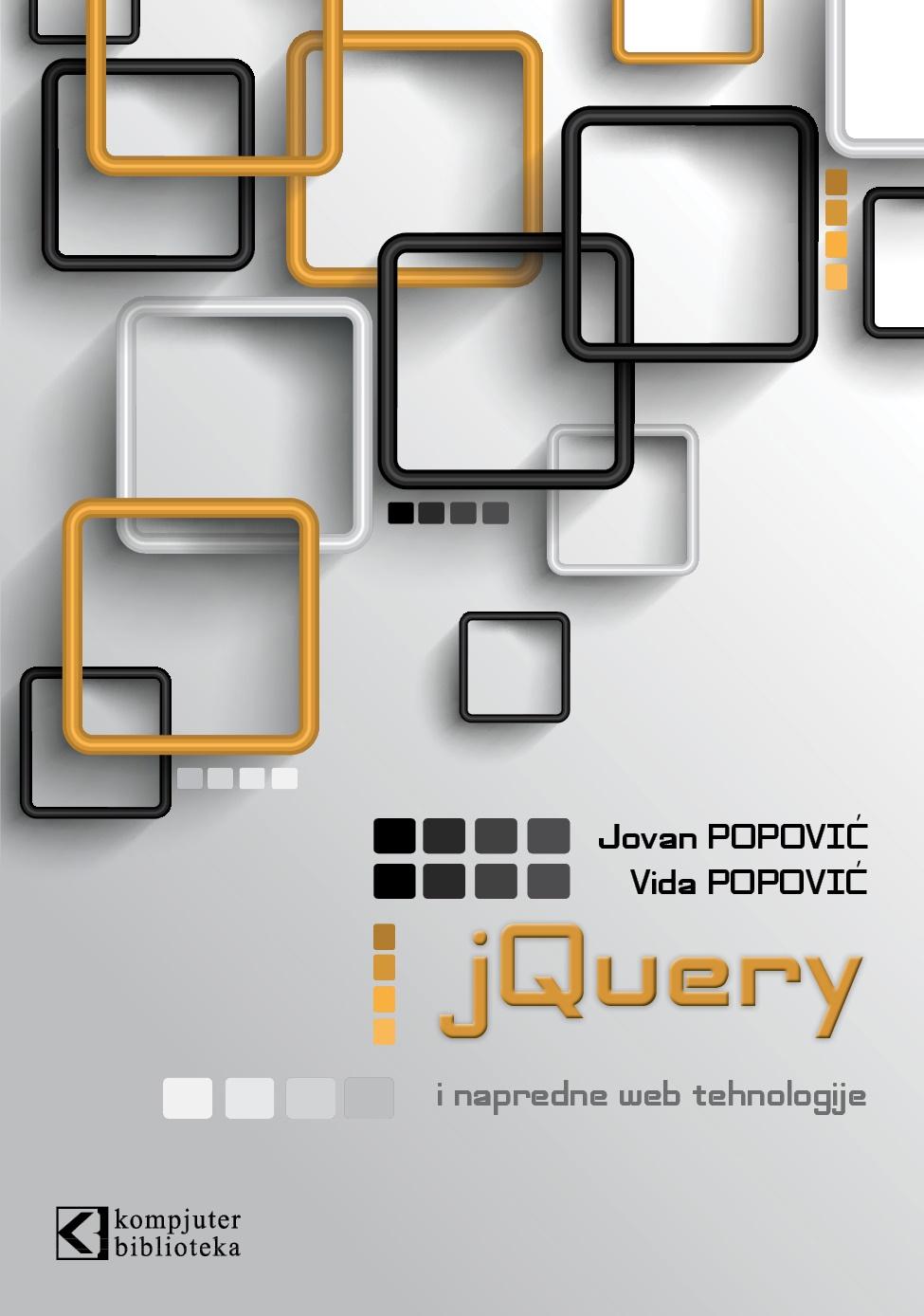 jQuery i napredne web tehnologije