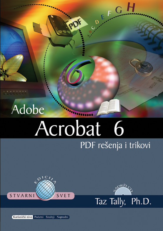 Acrobat 6 i PDF rešenja
