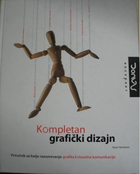 Kompletan grafički dizajn