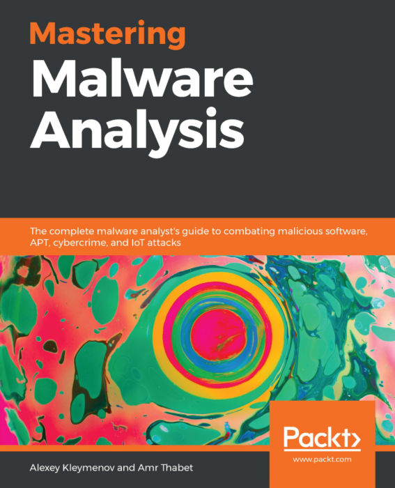 Mastering Malware Analysis
