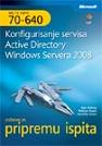 Konfigurisanje servisa Active Directory Windows Servera 2008 70-640