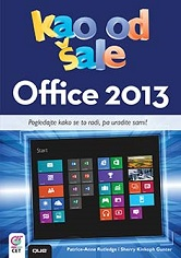 Office 2013 kao od šale