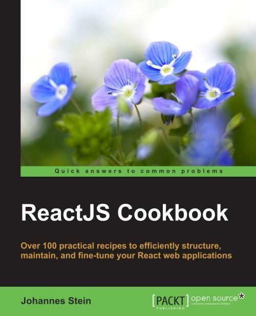ReactJS Cookbook
