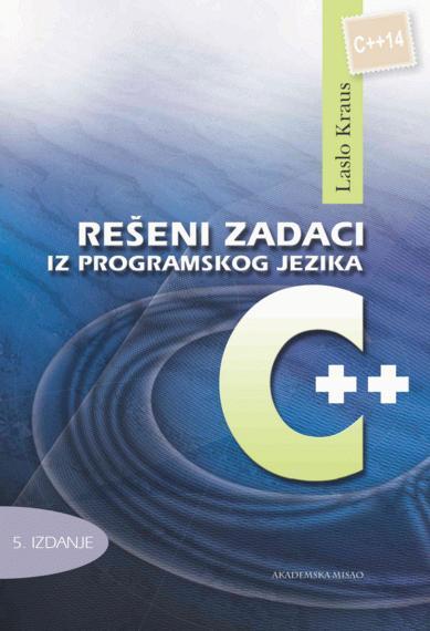Rešeni zadaci iz programskog jezika C++