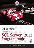 SQL SERVER 2012 programiranje