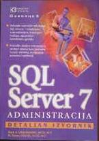 SQL SERVER 7 – Administracija