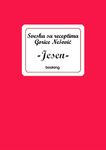 Sveska sa receptima Gorice Nešović - Jesen