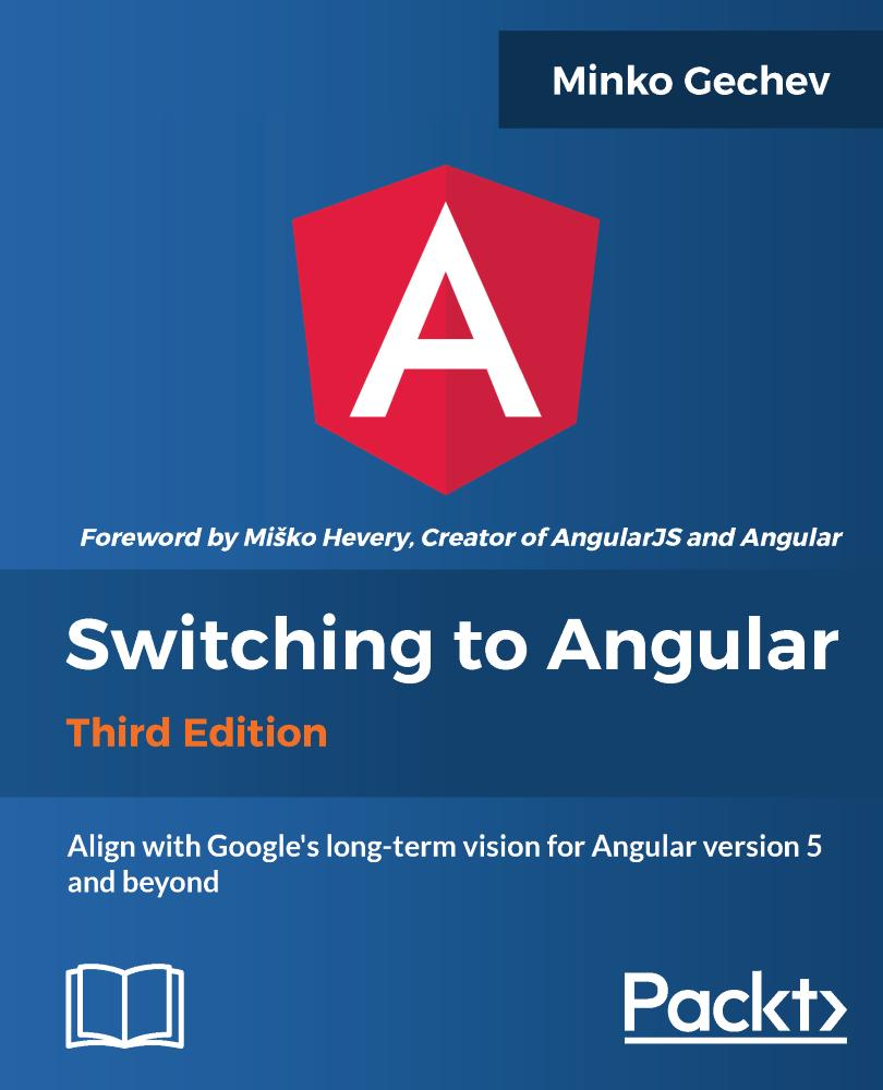 Switching to Angular - Third Edition
