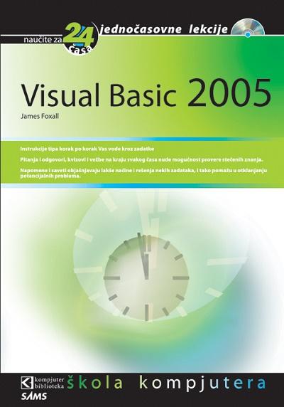 Visual Basic 2005 naučite za 24 časa