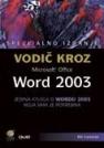 Vodič kroz Word 2003
