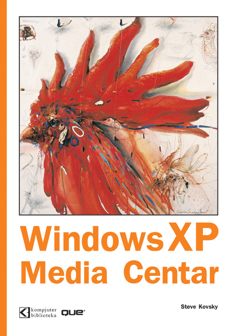 Windows XP Media Centar