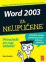 Word 2003 za neupućene