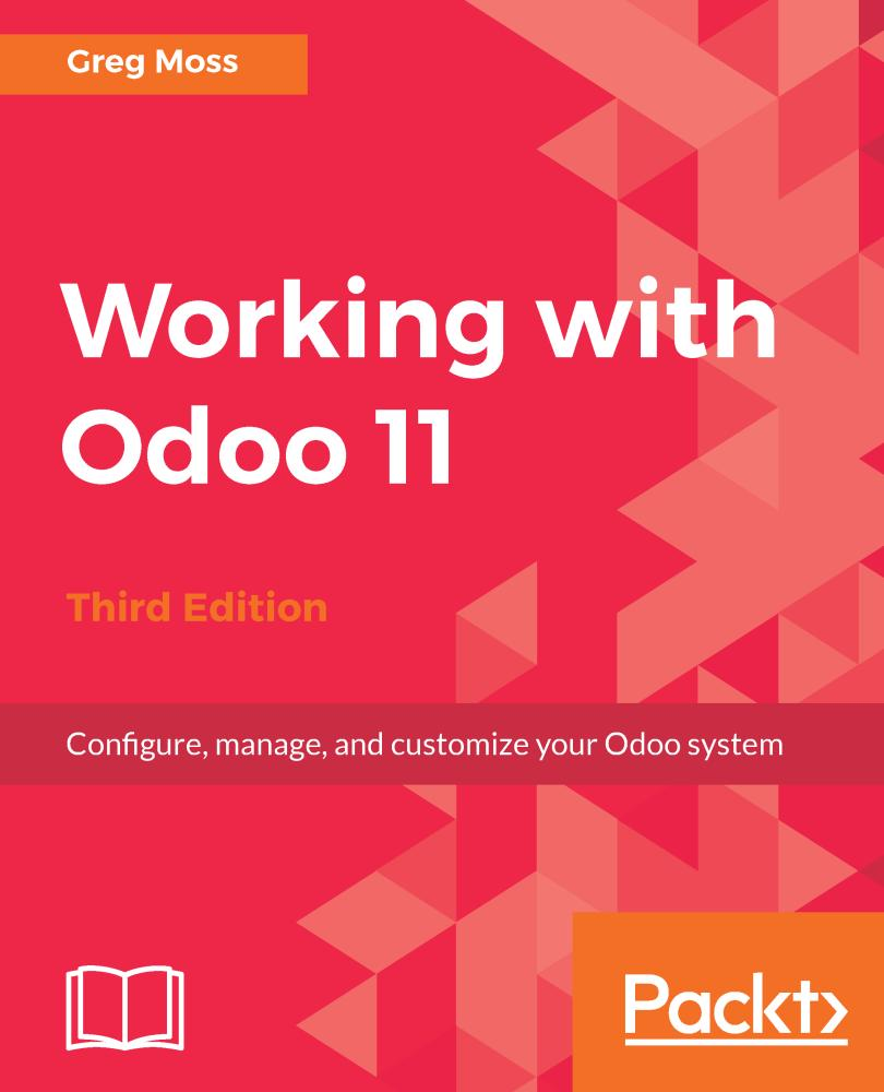 Working with Odoo 11 - Third Edition