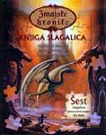 Zmajske hronike - knjiga slagalica